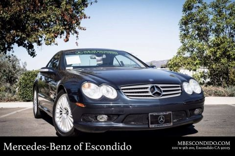 Certified Pre-Owned 2004 Mercedes-Benz SL-Class SL 55 AMG®