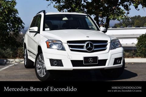 Certified Pre-Owned 2012 Mercedes-Benz GLK GLK 350