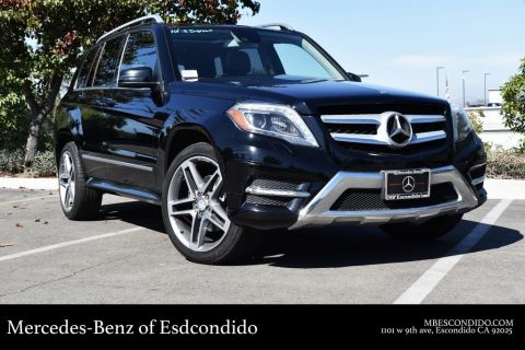 Certified Pre-Owned 2013 Mercedes-Benz GLK GLK 350