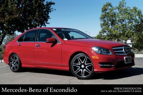 Certified Pre-Owned 2013 Mercedes-Benz C-Class C 250