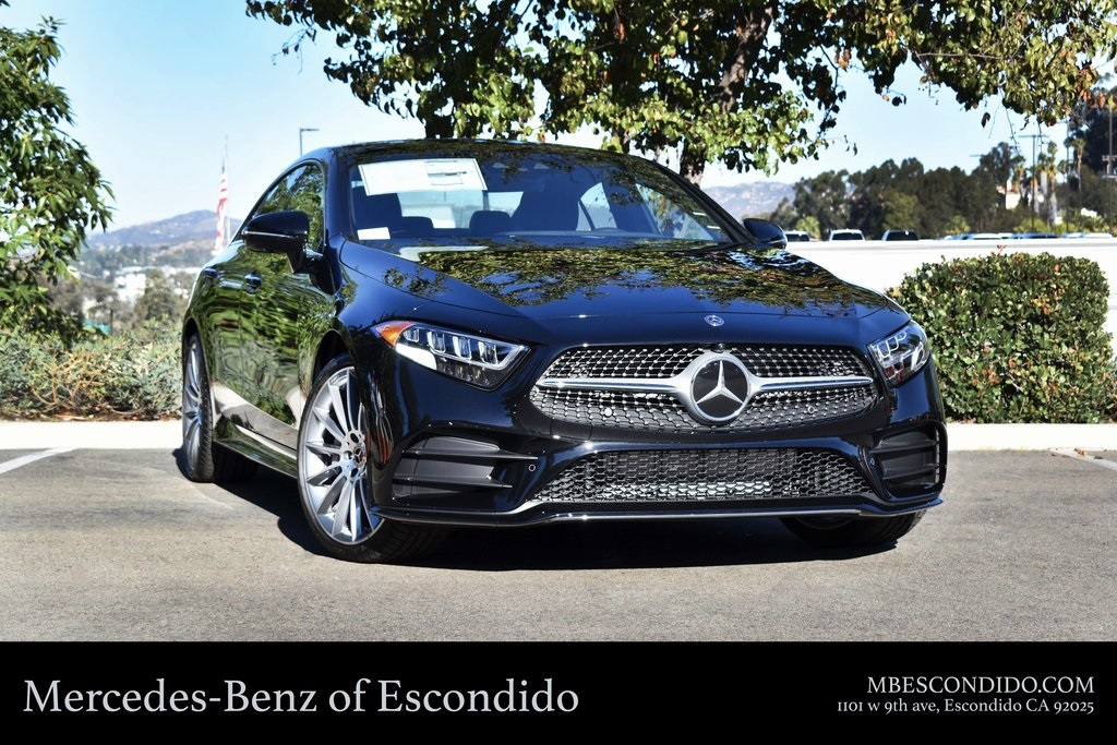 New 2019 Mercedes-Benz CLS 450 4MATIC® Coupe