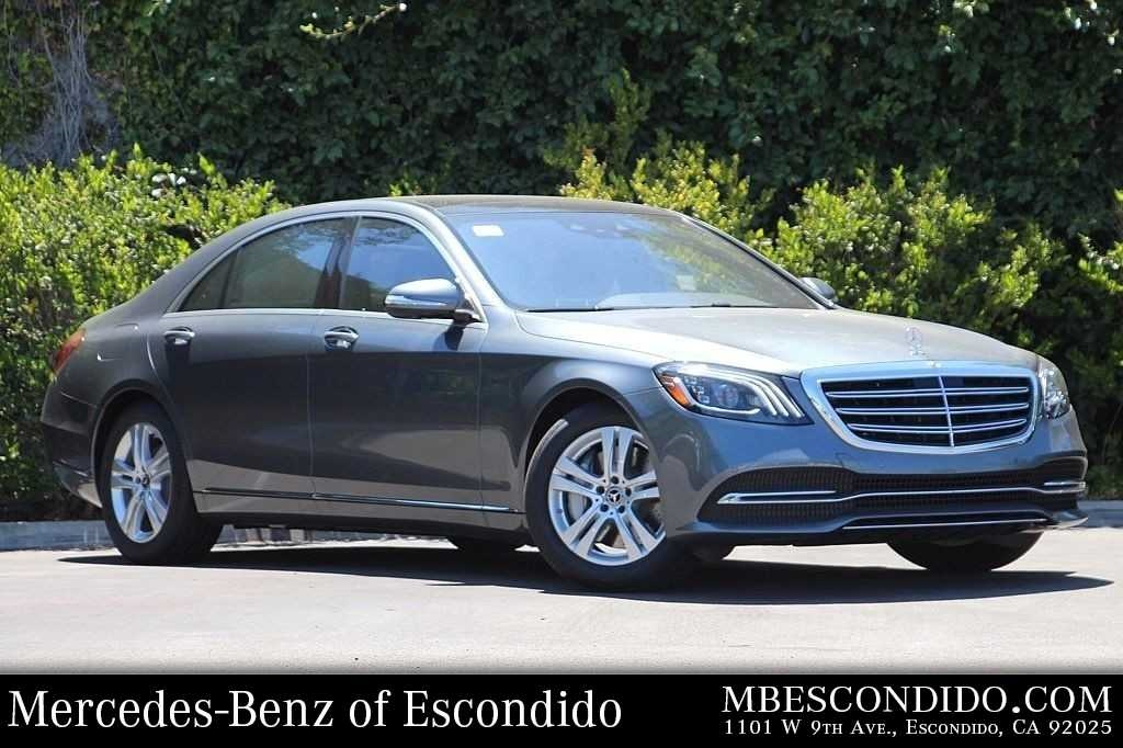 Good New 2018 Mercedes Benz S Class S 450