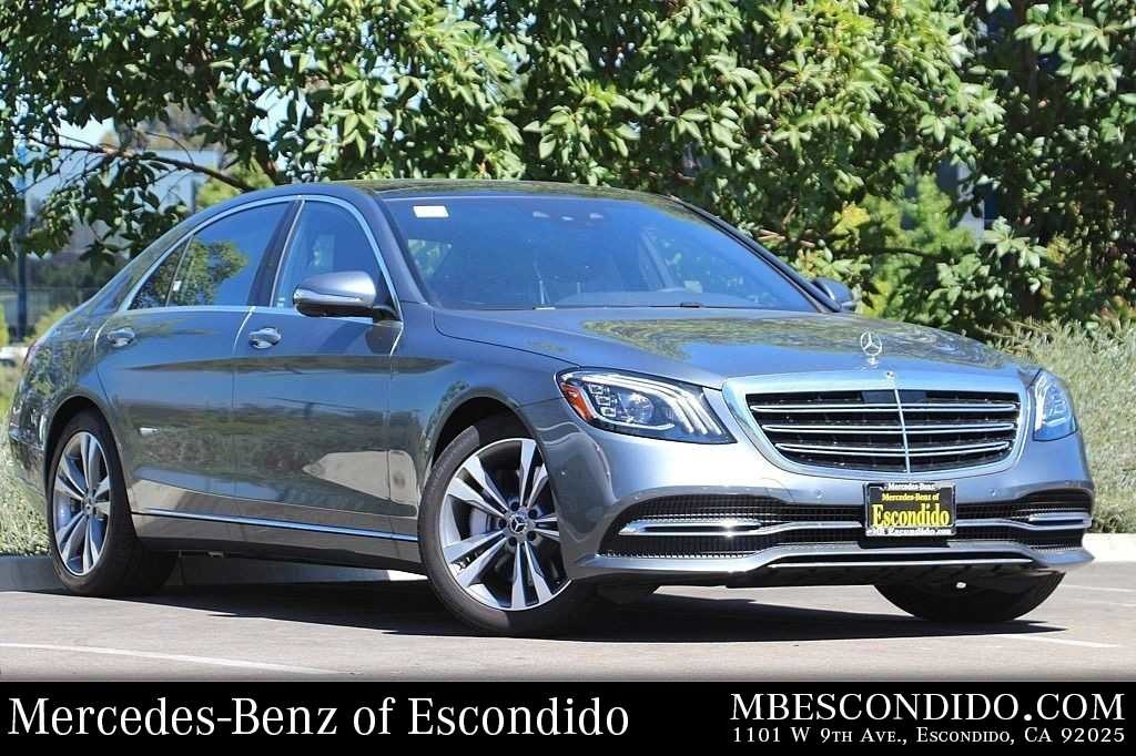 Wonderful New 2018 Mercedes Benz S Class S 450
