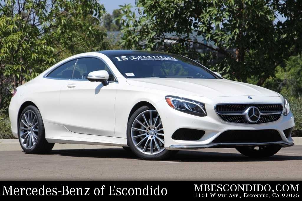 Certified Pre Owned 2015 Mercedes Benz S Class S 550 Sport